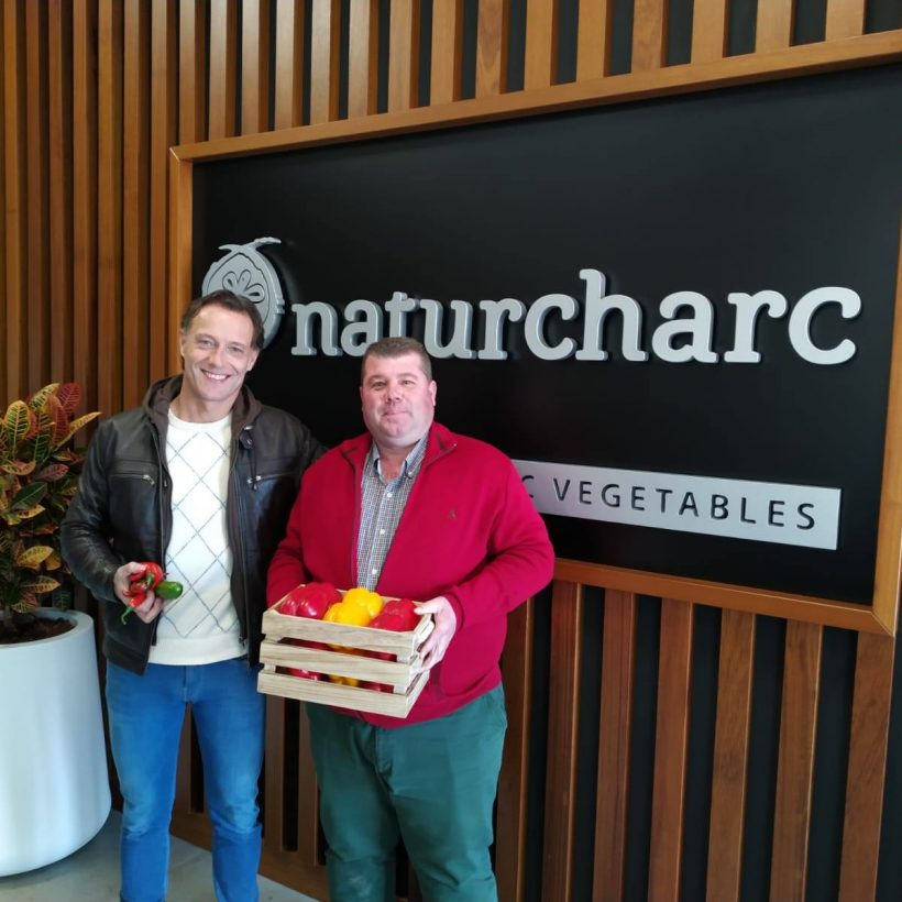 Naturcharc strengthens its commercial relations with Denmark and the United Kingdom