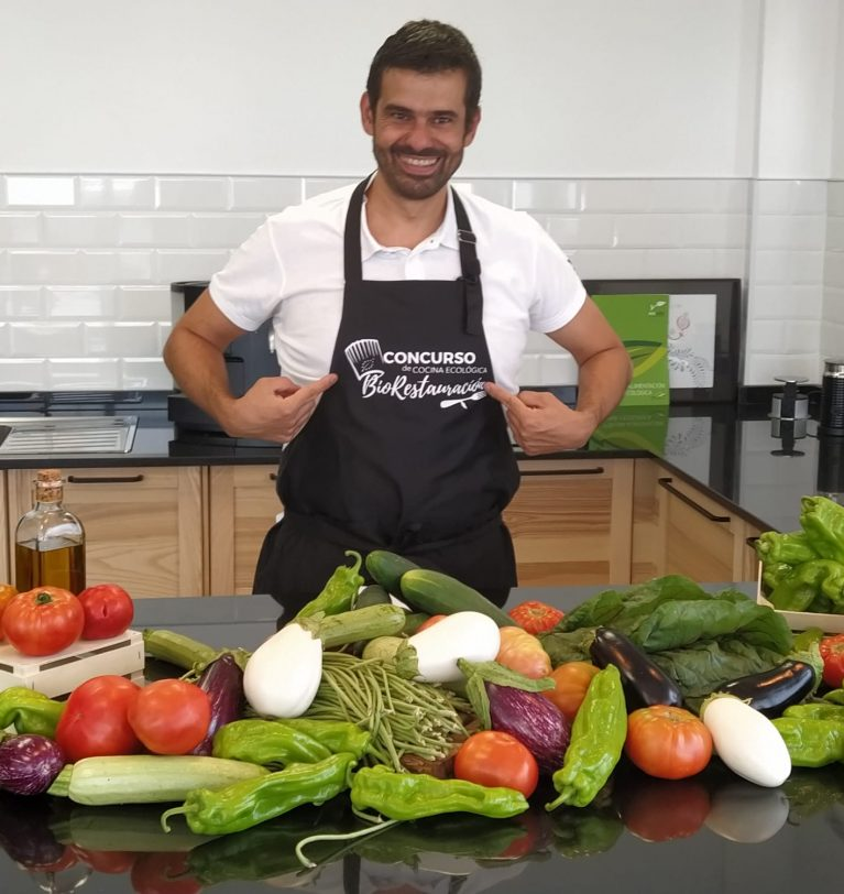 Naturcharc collaborates with BioRestauration Competition, which discloses the importance of organic cuisine